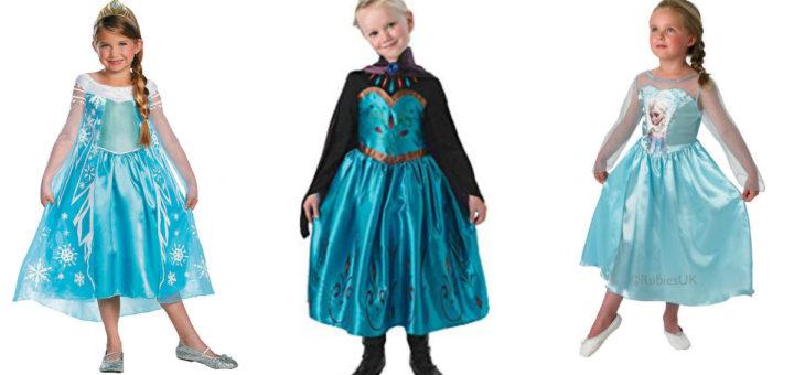 41e7a65861c3 elsa kjole frost kostume til børn frozen kostume til børn elsa prinsesse  kjole fastelavnskostume frost