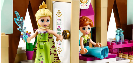LEGO frost, frost LEGO, Lego 41068, slottet i arendal, frozen, disney frozen, frost2, frost 2