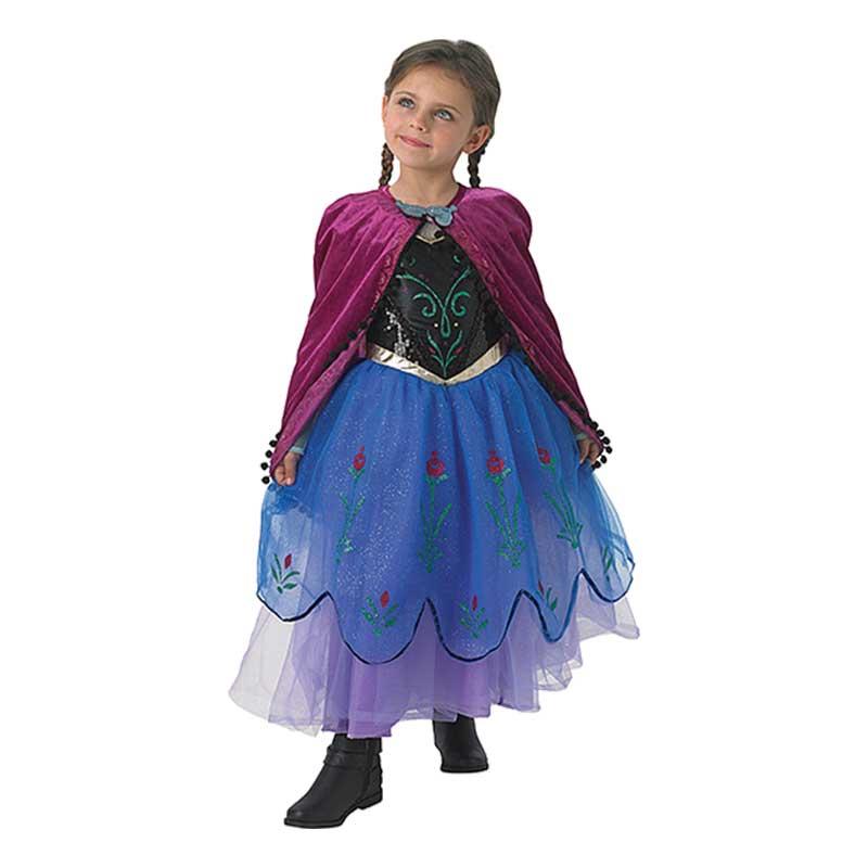 anna luksus kostume frost kostume frozen kostume anna kostume anna udklædning fastelavnskostume frost2 frost 2 hvornår kommer frost 2