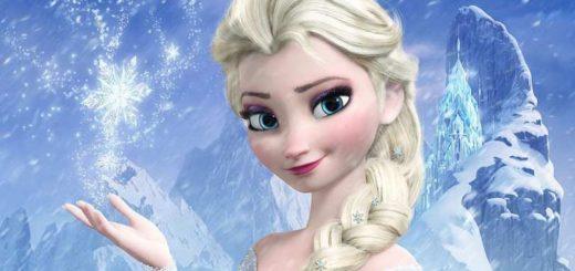 frost kjole elsa