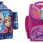 Frozen skoletaske – find den rigtige skoletaske til Frostprinsessen