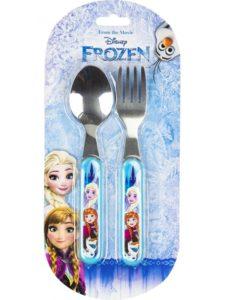frost bestik disney frozen bestik frost gaffel frost ske bestik med anna og elsa frost2