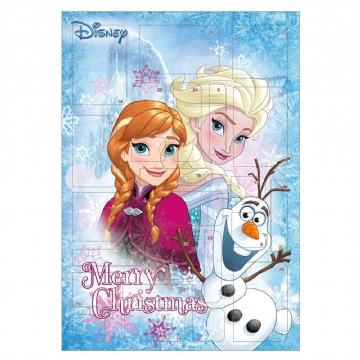 frost julekalender frozen pakkekalender 2018