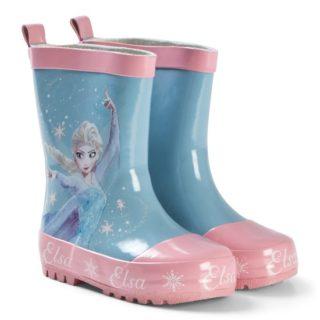 lyserøde frost gummistøvler frozen gummistøvler
