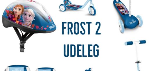 Frost 2 løbehjul frost 2 cykelkurv frost 2 ringklokke frost 2 løbecykel