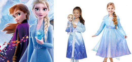 frost2 elsa kjole frozen 2 elsa kostume frost 2 kostume frost 2 elsa udklædning luksus