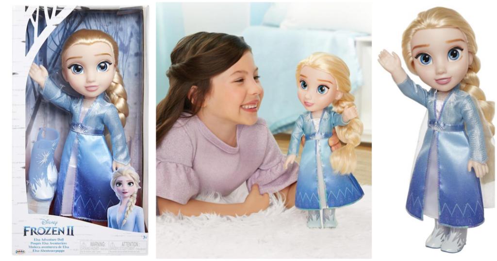 anna dukke frost 2 dukke blød dukke anna dukke med langt får frozen 2 dukke