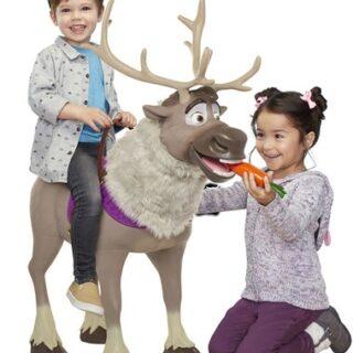 svend rensdyr frost 2 legetøj luksus gave til frost fan disney legetøj frost 2