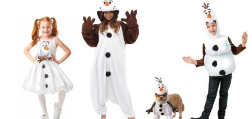 olaf kostume til piger olaf kostume til teen olaf kostume til hund
