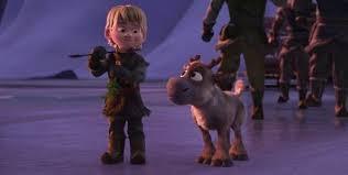 handlingen i frost 2 film kristoffers barndom