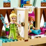 LEGO Frost- Byg Arendal og et slot på Nordbjerget