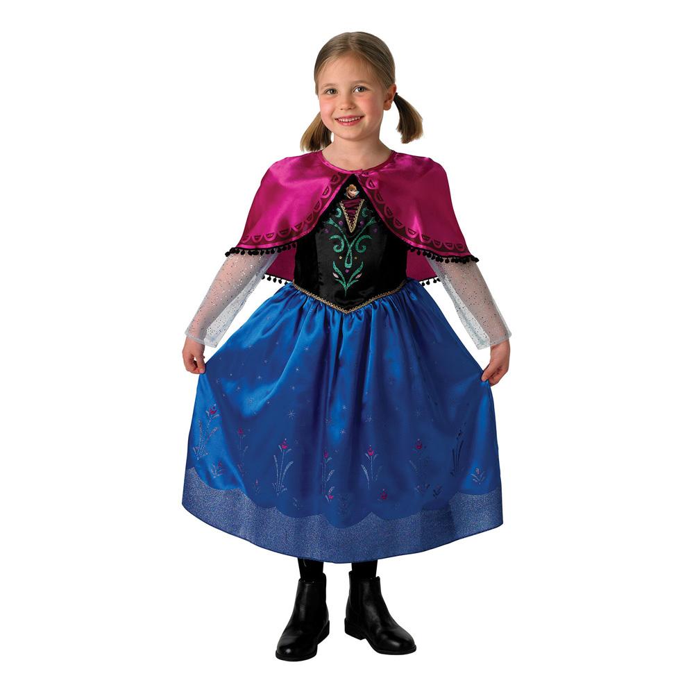 anna frost kostume klassisk anna udklædning tilbud frost kjole udsalg fastelavnskostume anna frost2 hvornår kommer frost 2 udklædning anna fan