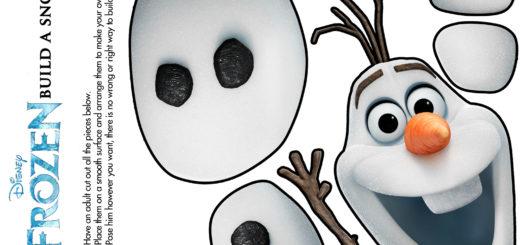 byg din egen olaf mens du venter på frost 2 hvornår kommer frost 2 frost2 dvd frost release dato
