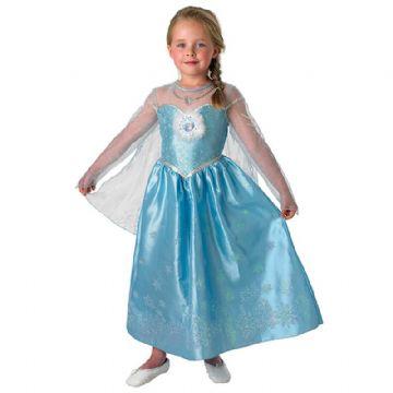 frost elsa kjole frozen elsa dress nordbjerget frost2 lyseblå frost kjole