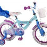 Frostprinsesse på forårstur – Frost cykel