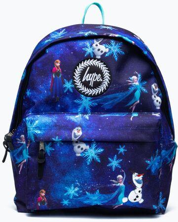 justhype frost rygsæk frozen skoletaske