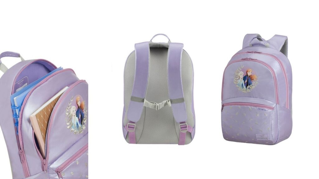 samsonite frost 2 skoletaske frozen 2 skoletaske frost skoletaske