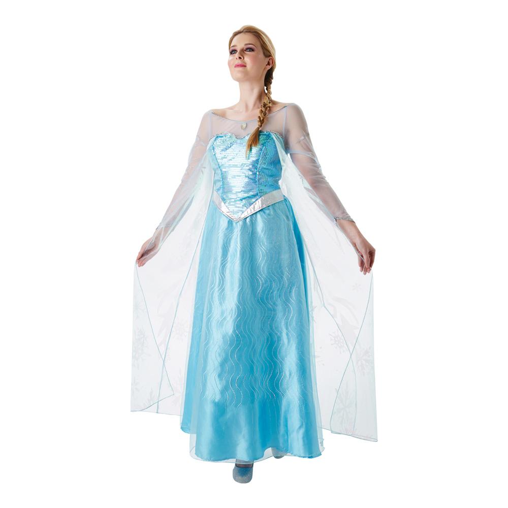 elsa kostume til voksne frost kostume til voksne frost fastelavnskostume til voksne frost kostume til kvinder elsa udklædning til kvinder dronning elsa udklædning