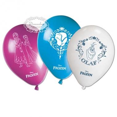 frost fødselsdag frost dekoration til fødselsdag frost ballonner elsa balloner frozen balloner