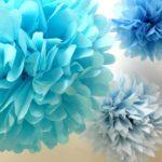 Frost Børnefødselsdag – dekoration