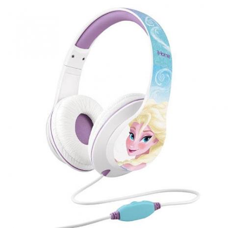 høretelefoner til børn frost elsa headset til børn 9 år frozen høretelefoner elsa høretelefoner til børn lilla høretelefoner til børn disney hørebøffer høretelefoner