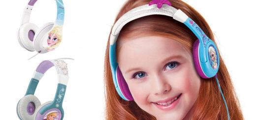 høretelefoner til børn frost elsa headset til børn eKids frozen høretelefoner elsa høretelefoner til børn lilla høretelefoner til børn disney hørebøffer høretelefoner lilla elsa anna olaf