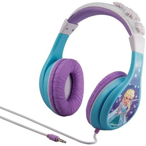 høretelefoner til børn frost headset til børn frozen høretelefoner elsa høretelefoner til børn lilla høretelefoner til børn disney hørebøffer høretelefoner