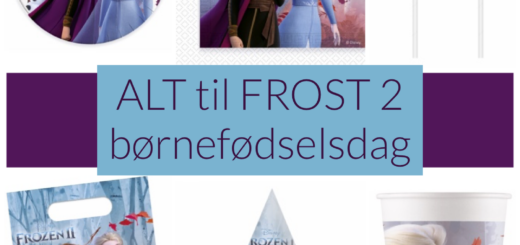 Frost 2 fødselsdag frost 2 børnefødselsdag frozen 2 bordpynt