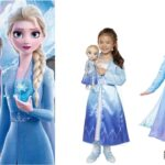 Frost 2 Elsa kjole