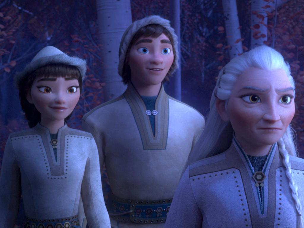 northuldra folket samerne i frost 2 film folkeet fra nord i frost 2 film