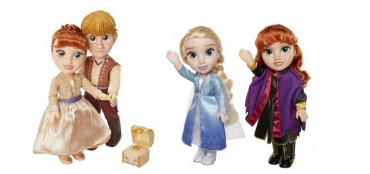 frost 2 dukke frost legetøj anna dukke elsa dukke kristoffer dukke