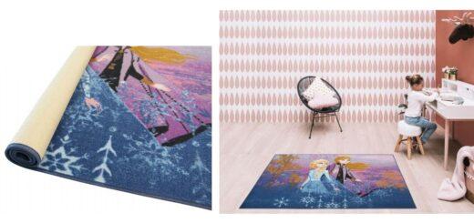 frost2 gulvtæppe frost 2 indretning frost børneværelse frost dekoration frost 2 tæppe