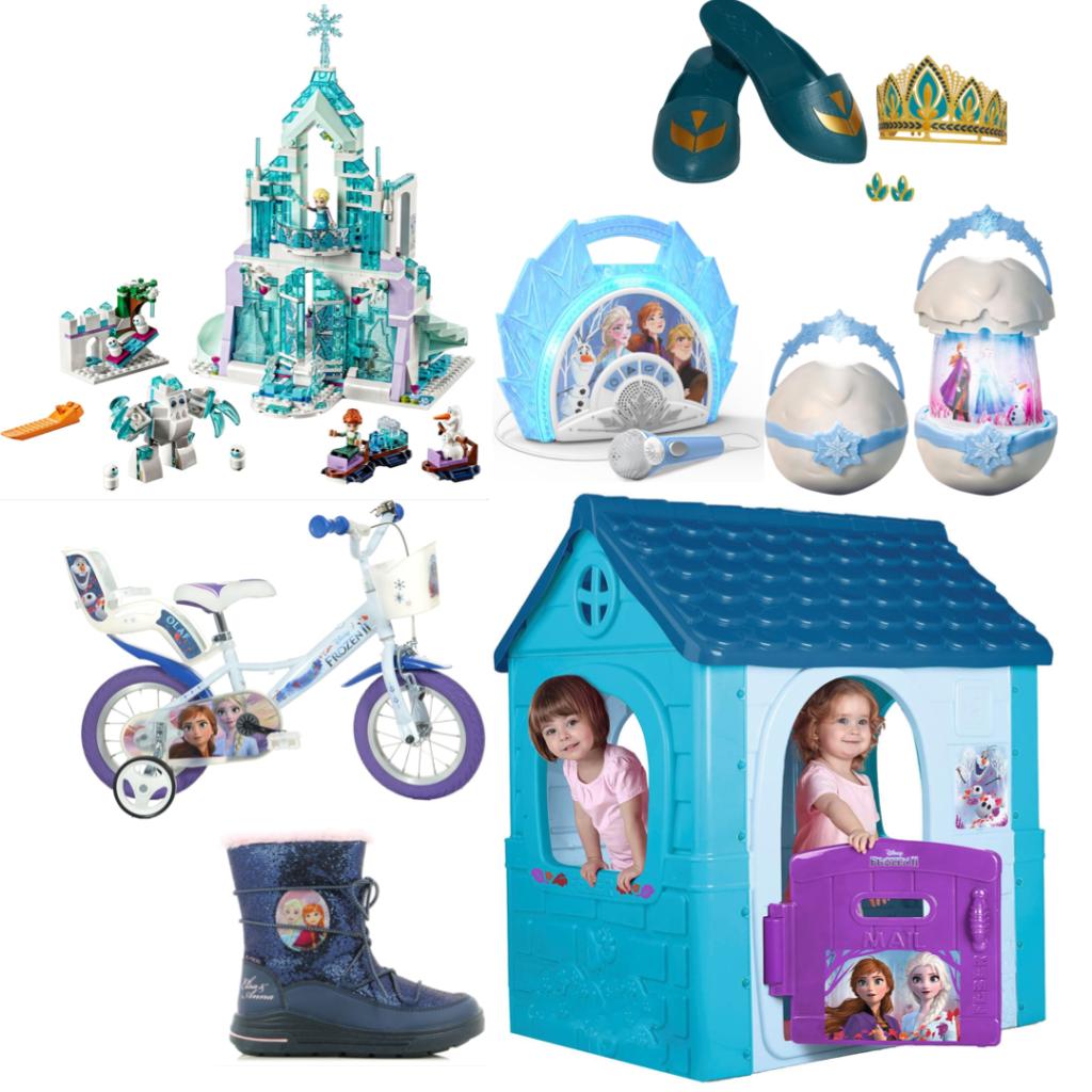 Frost gaveinspiration gave med Frost på legetøj med Frost 2 Frost 2 cykel frost 2 lego Frost 2 legehus Frost 2 vådelampe Frost 2 gummistøvler