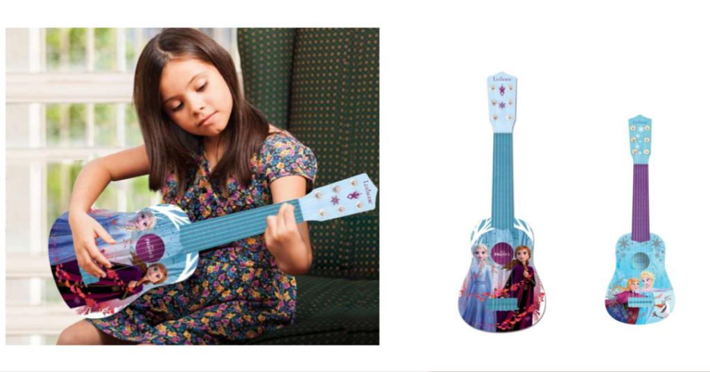 frost guitar frozen guitar elsa guitar anna guitar disney frozen guitar