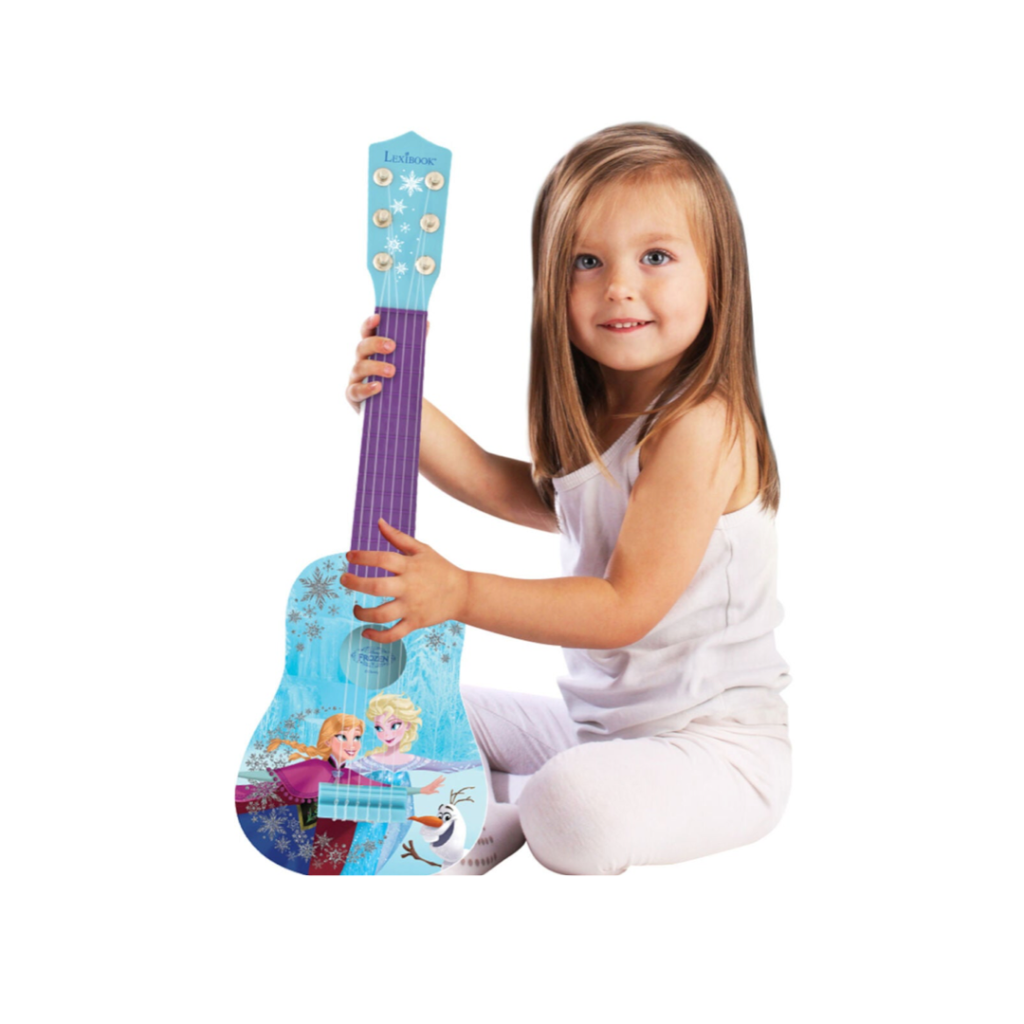 frost guitar til frost prinsesser Disney frozen guitar